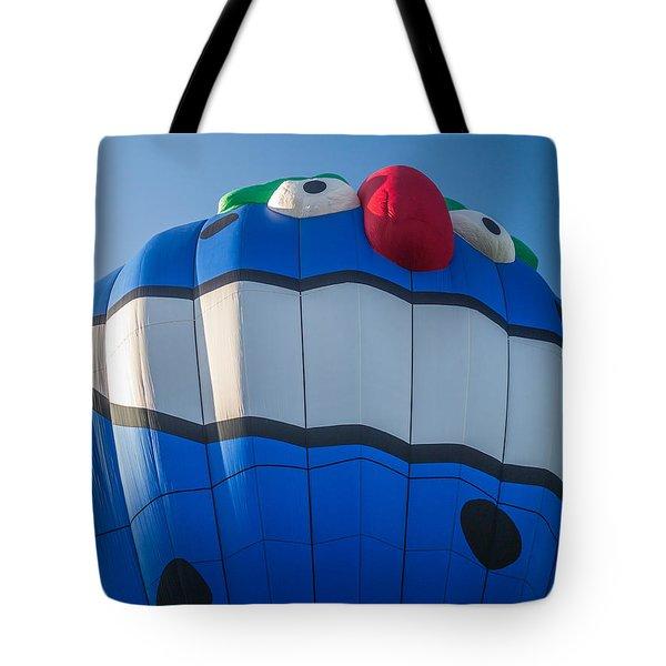 Piko The Hot Air Balloon Tote Bag