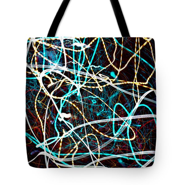 Pilgimage Of Lights 2 Tote Bag