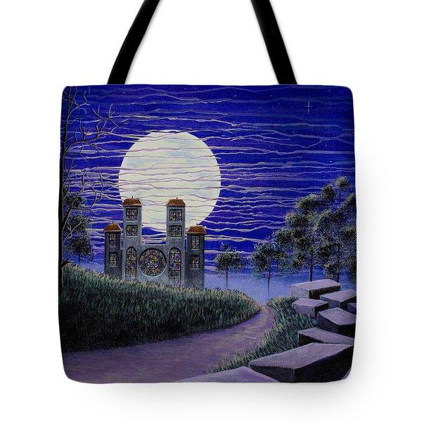 Pilgrimage Tote Bag