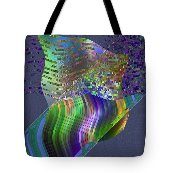 Pillowing Tote Bag by Judi Suni Hall