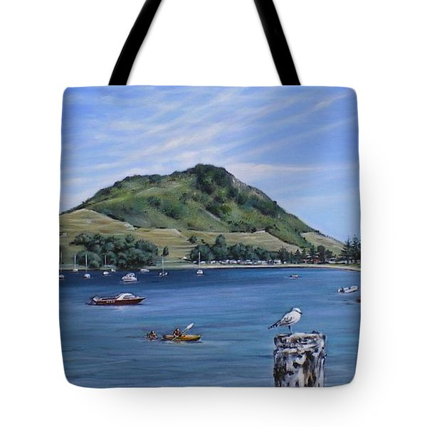 Pilot Bay Mt M 291209 Tote Bag
