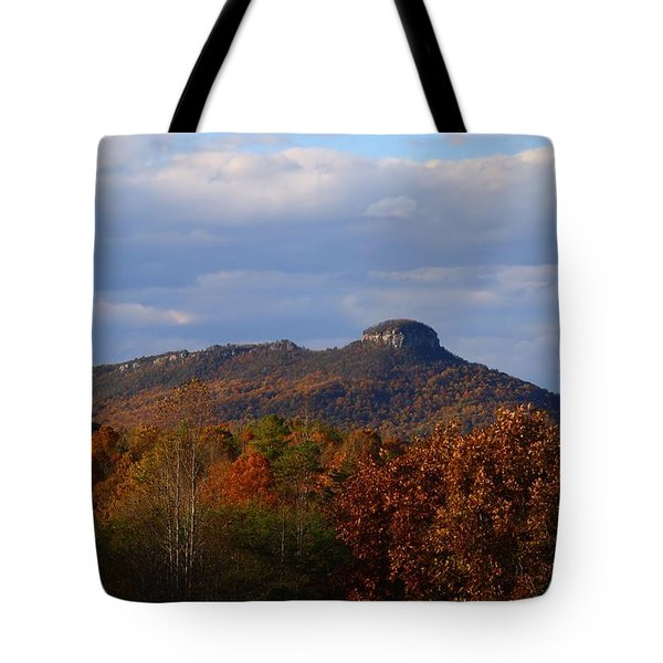 Pilot From Perch Road Tote Bag