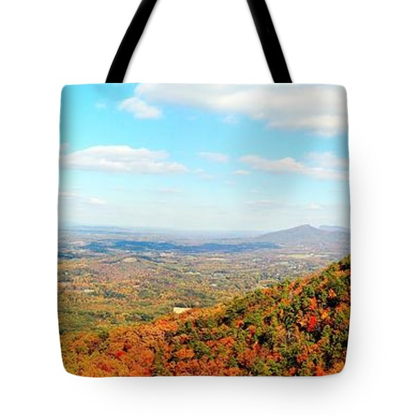Pilot Valley Tote Bag by Kelvin Booker