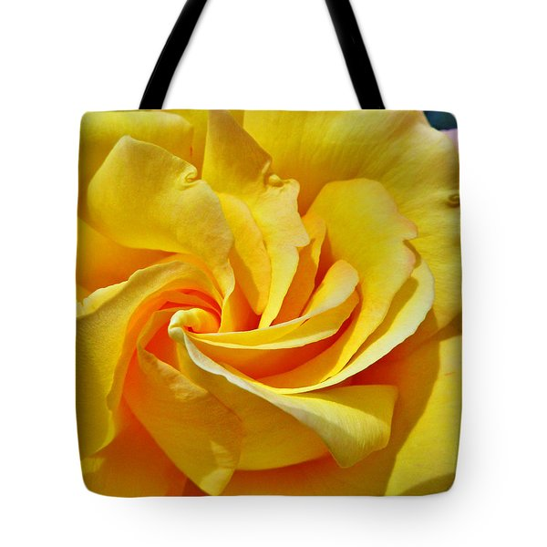 Pimp My Rose  Tote Bag by Steve Taylor