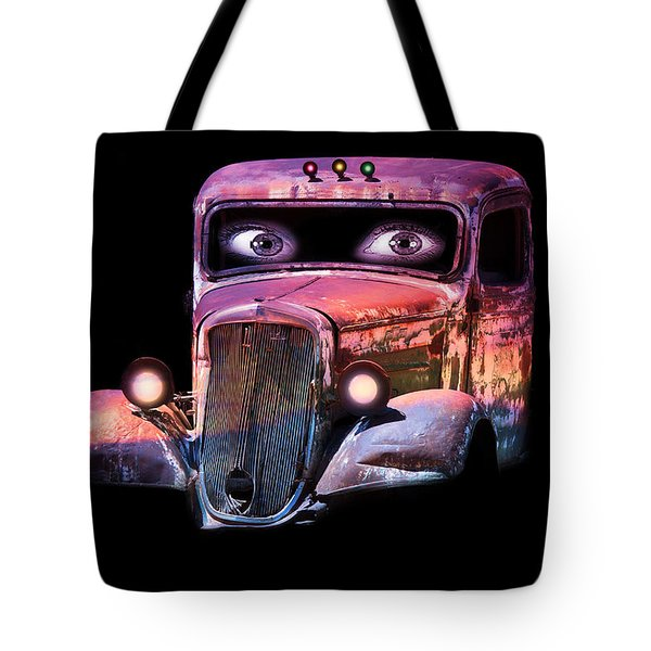 Pin Up Cars - #3 Tote Bag