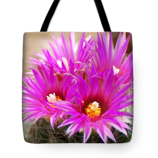 Pincushion Tote Bag