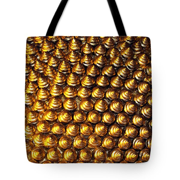 Pincushion Tote Bag by Justin Woodhouse