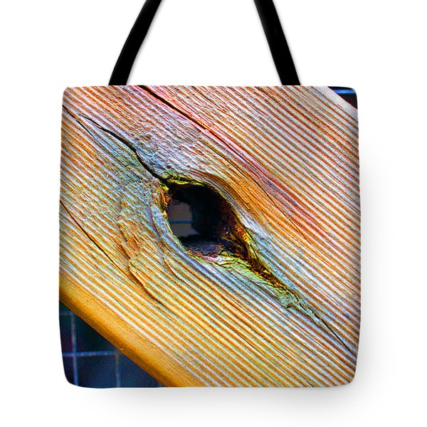 Tote Bag featuring the photograph Pine by Cassandra Buckley