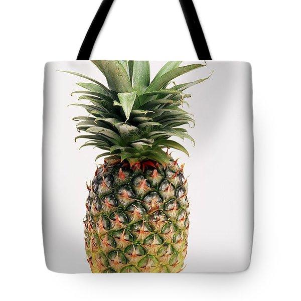 Pineapple Tote Bag by Ron Nickel