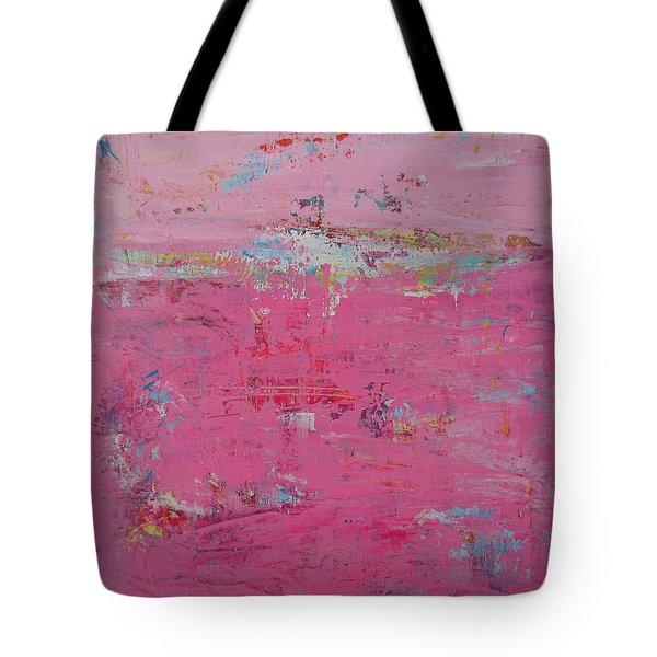 Pink 2 Tote Bag