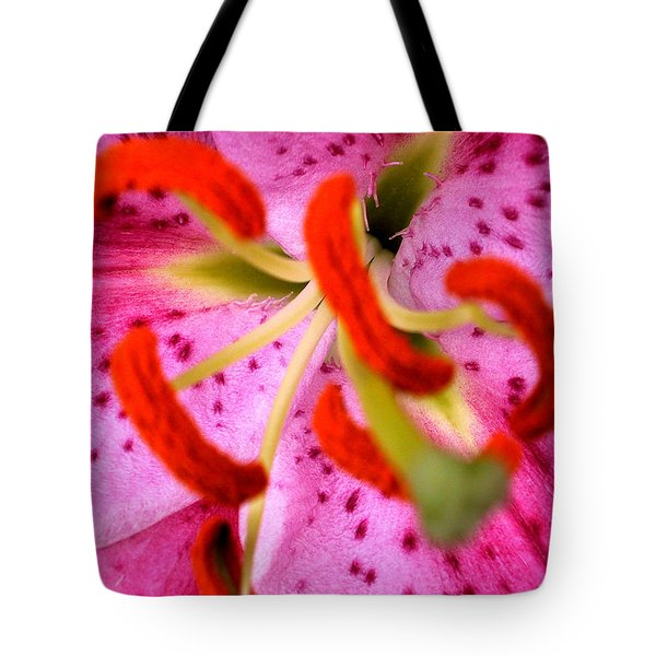 Pink Aroma  Tote Bag by Sarah OToole
