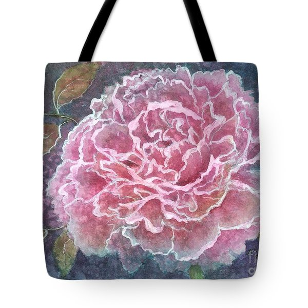 Pink Beauty Tote Bag by Barbara Jewell