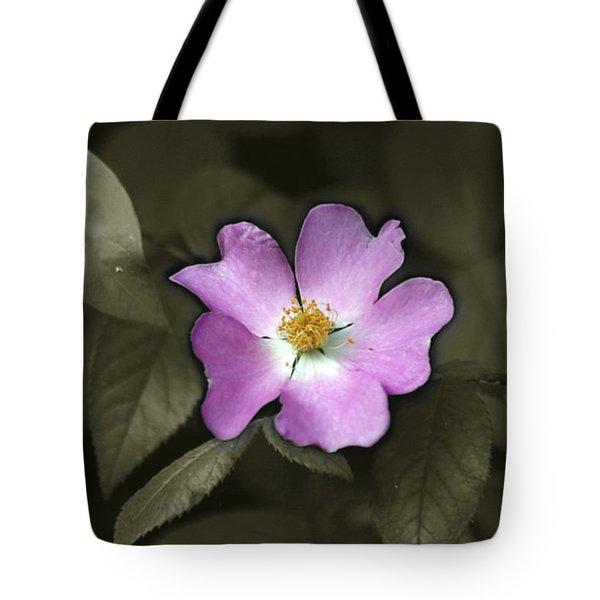 Prairie Rose Tote Bag