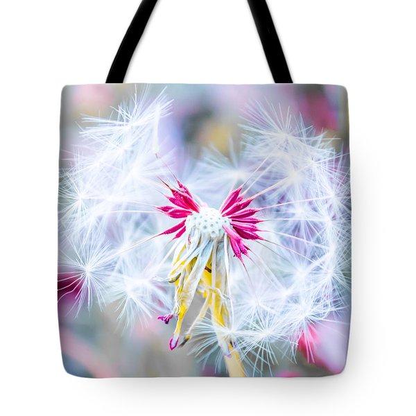 Magic In Pink Tote Bag