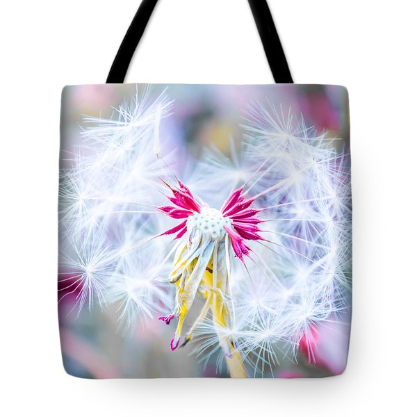 Magic In Pink Tote Bag by Parker Cunningham