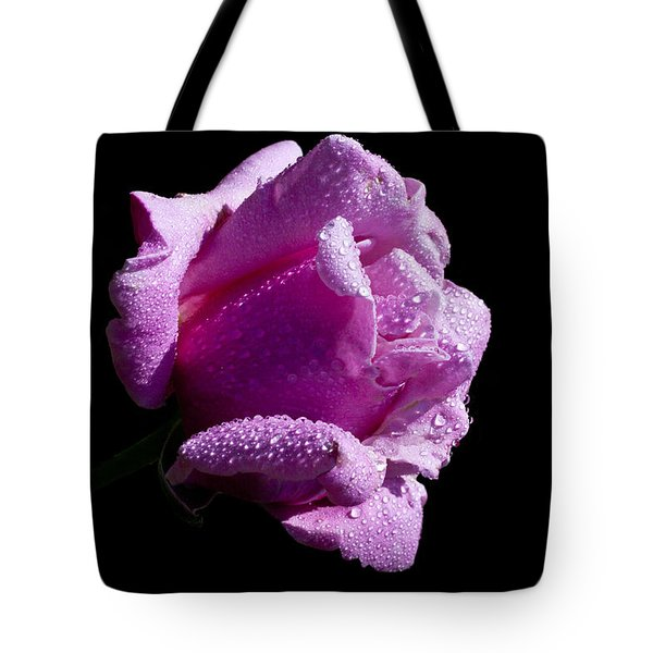 Tote Bag featuring the photograph Pink Delight by Doug Norkum
