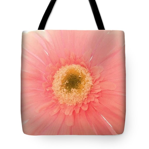 Tote Bag featuring the photograph Pink Flower by Alohi Fujimoto