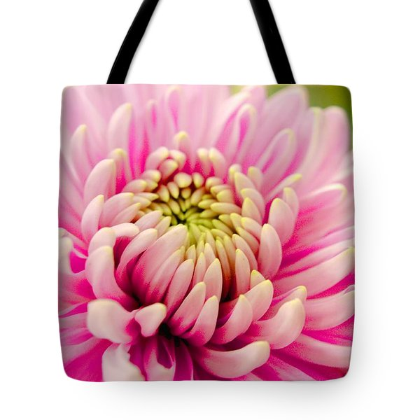 Pink Passion Tote Bag by Dennis Baswell