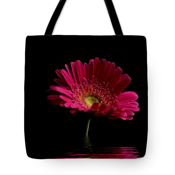 Pink Gerbera Flood 1 Tote Bag