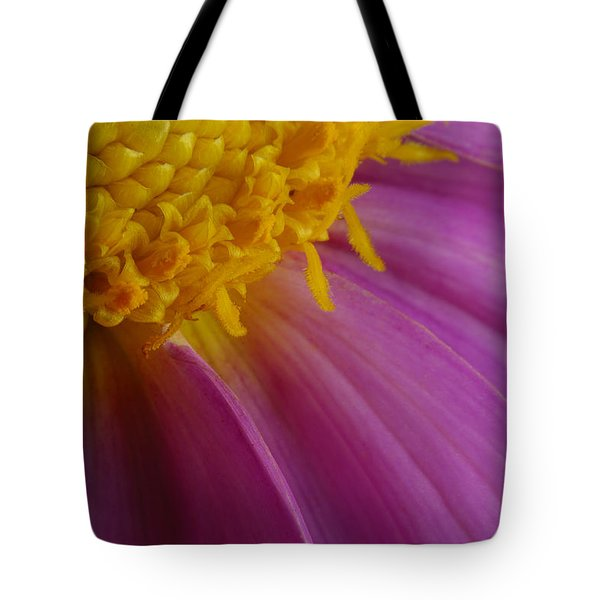 Pink Gown Tote Bag