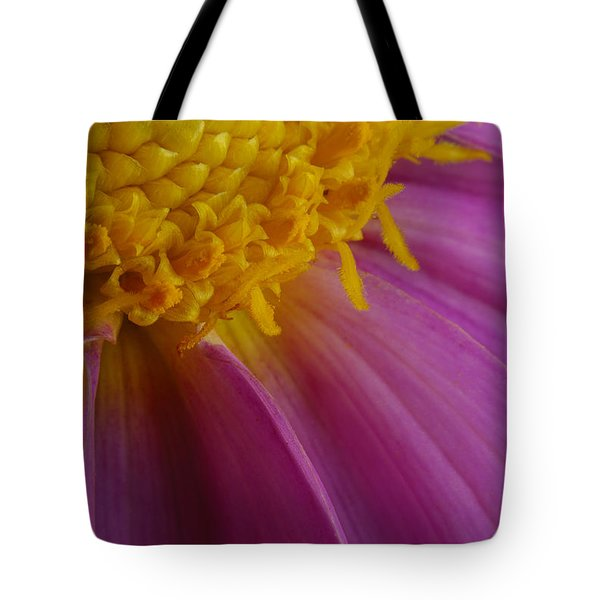 Pink Gown Tote Bag by Arthur Fix