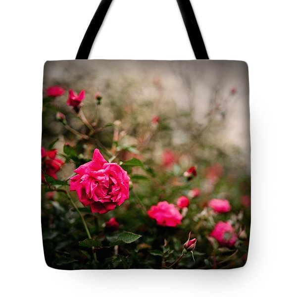 Pink Heaven Tote Bag by Linda Unger