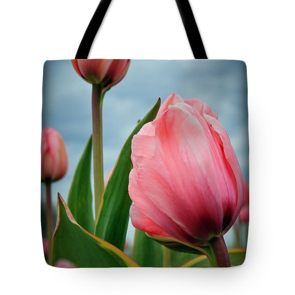 Tote Bag featuring the photograph Pink Passion by Athena Mckinzie