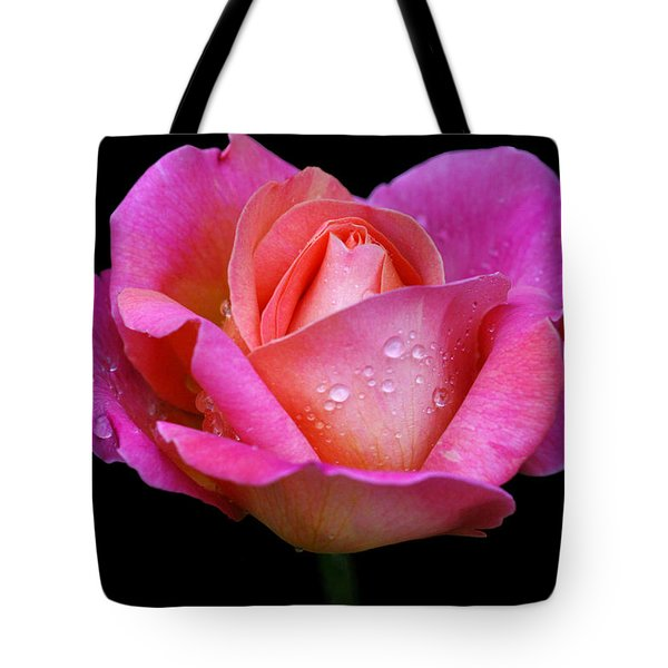 Tote Bag featuring the photograph Pink Pearl by Doug Norkum