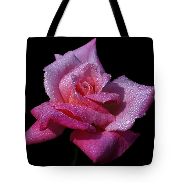 Tote Bag featuring the photograph Fuchsia by Doug Norkum
