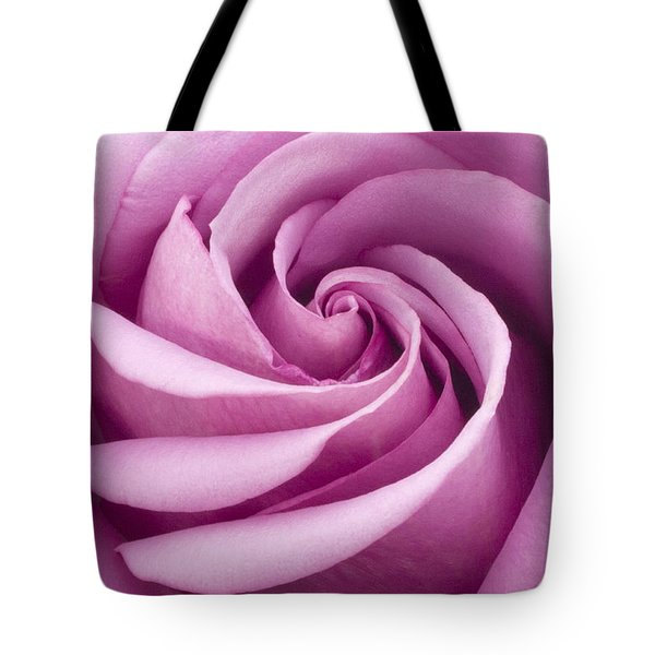 Pink Rose Folded To Perfection Tote Bag