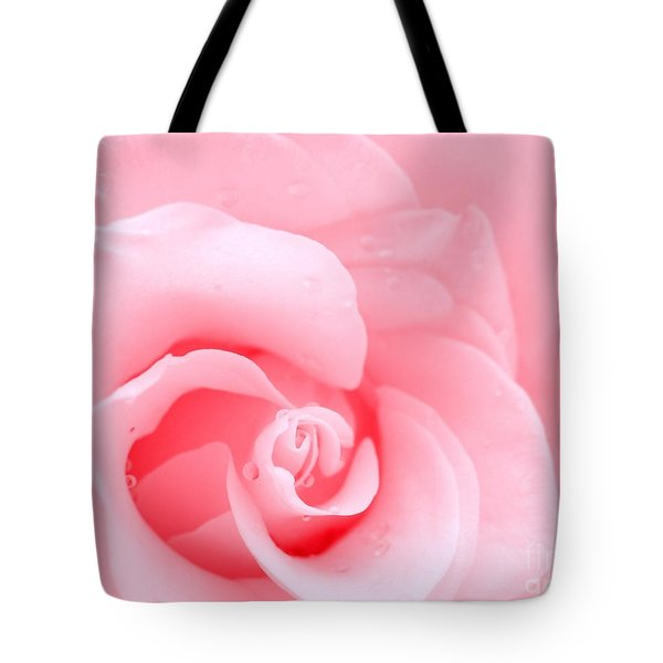 Love Me Tender Tote Bag by Patti Whitten