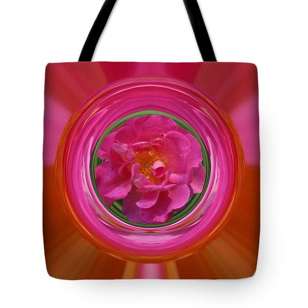 Pink Rose Series 113 Tote Bag