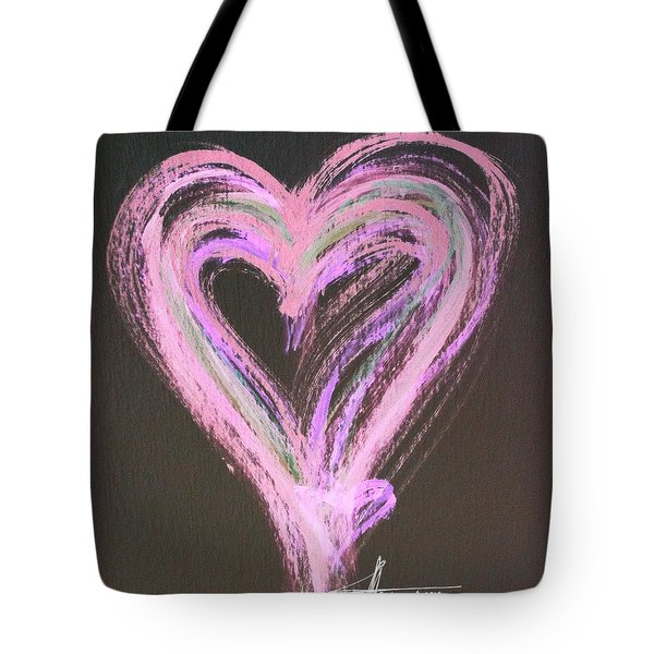 Pink Rules Tote Bag