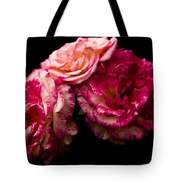 Pink Solitude Tote Bag