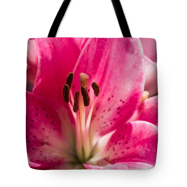 Pinky Swear 2 - Featured 3 Tote Bag by Alexander Senin