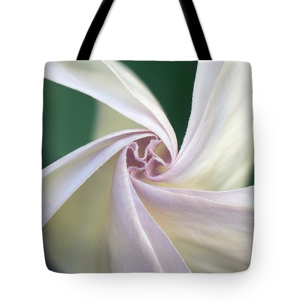 Pinwheel Tote Bag by Kathleen Scanlan