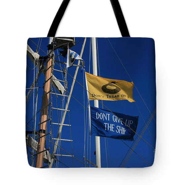 Pirate Rigging Tote Bag