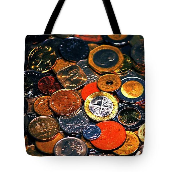 Pirates Plunder Tote Bag by Benjamin Yeager