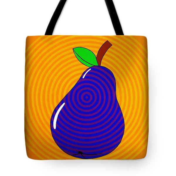 Piriform Tote Bag by Oliver Johnston