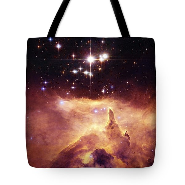 Pismis 24-1 Ngc 6357 Tote Bag