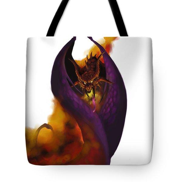 Pit Fiend Tote Bag
