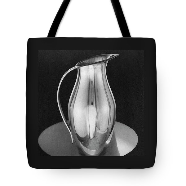 Pitcher From Ovington's Tote Bag