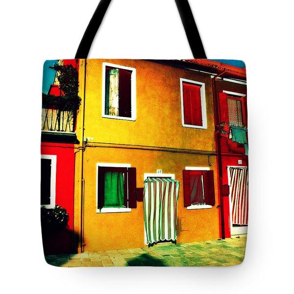 Pittoresco Villaggio Tote Bag