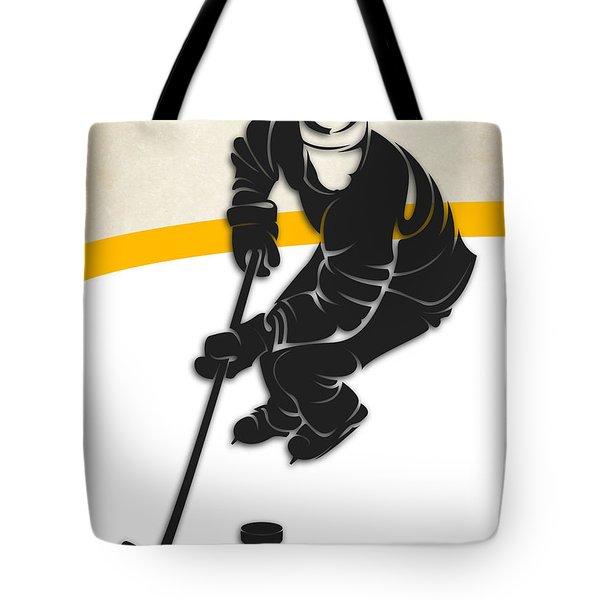 Pittsburgh Penguins Rink Tote Bag
