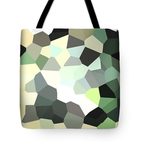 Pixel Money Tote Bag