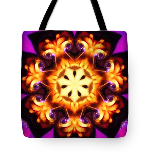 Tote Bag featuring the photograph Pizzaz by Gigi Dequanne