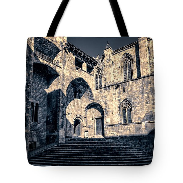 Placa Del Rei Tote Bag