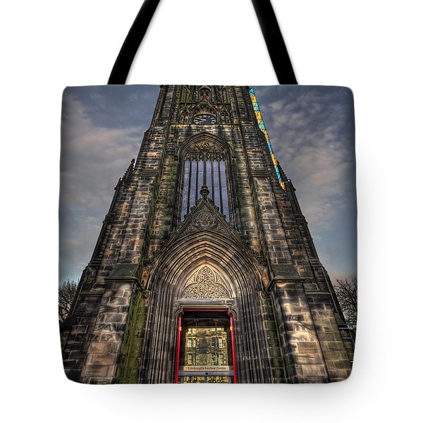 Place Of Higher Power Tote Bag