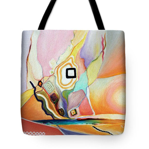 Place Of Untold Treasures Tote Bag