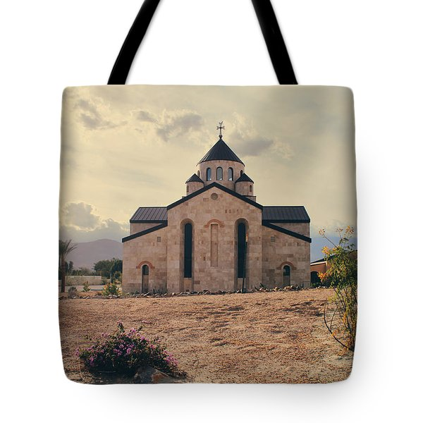 Place Of Worship Tote Bag by Laurie Search